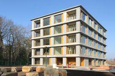 Frederic Vandoninck Wouter Willems architecten - parkvilla boechout
