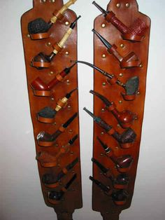Available Tobacco Pipe Rack