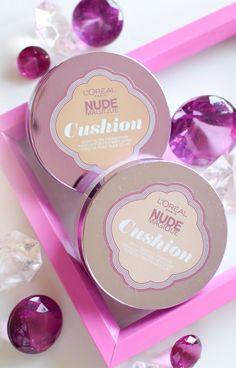 die EDELFABRIK   Ü40 Blog für Mode, Beauty und Lifestyle aus Kassel: L'Oréal Cushion Make-Up - Review