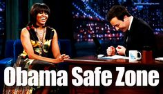 Jimmy Fallon's Tonight Show Will Be An Obama 'Safe Zone' The curtain rose this week on a new era of late-night TV — altering the terrain for politicians who frequent the shows........ good to know what NOT to watch