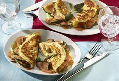 Käse-Omelette mit Zucchinifüllung » Einfach Lecker » Rezeptideen für jeden Tag » Rezeptideen für jeden Tag