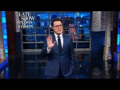 Stephen Colbert Suggests The Perfect Title For Sean Spicer's Memoir   The Huffington Post (LMAO)