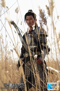 "Stills of director Ronny Yu's film ""Saving General Yang"" starring actors Cheng Sui-chow, Xu Fan, Ekin Cheng, Vic Zhou and Raymond Lam.  (Source: Xinhua)  http://www.chinaentertainmentnews.com/2013/03/saving-general-yang-stills_5.html"