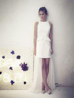 Vestidos de novia de Beba´s Closet 2014 #boda #vestidos