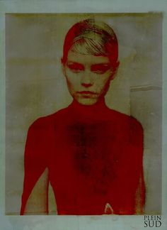 May Andersen by Paolo Roversi for Plein Sud,1998