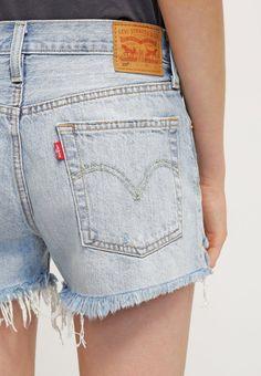 Shorts en jean Levi's® 501 SHORT - Short en jean - waveline stoneblue: 55,00 € chez Zalando (au 06/03/16). Livraison et retours gratuits et service client gratuit au 0800 740 357.