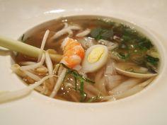 Lemongrass Seafood Pho
