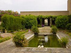 Alcazaba Almería  (photo: Robert Bovington)