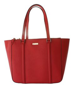 Another great find on #zulily! Geranium Newbury Lane Tote by Kate Spade #zulilyfinds