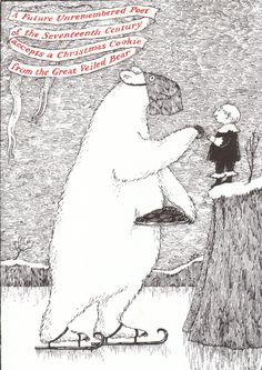 A Future Unremembered Poet..., by Edward Gorey
