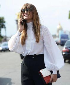 A estilista e consultora de moda do programa Troca de Estilos, Lolô Ascar, dá a letra para você vestir mangas bufantes como uma...