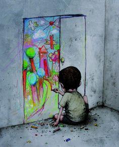 """Dran, le """"Banksy français"""" qui ne vous laissera pas de marbre - The Brainwasher"""