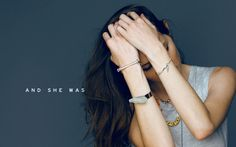 """And She Was,"" Need Supply's jewelry lookbook"