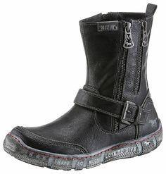 Mustang Shoes Winterstiefelette Jetzt bestellen unter: https://mode.ladendirekt.de/damen/schuhe/stiefeletten/winterstiefeletten/?uid=67d4e945-94e3-5173-b90b-fff7971db24f&utm_source=pinterest&utm_medium=pin&utm_campaign=boards #stiefeletten #winterstiefeletten #schuhe #basic