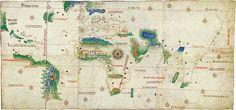 1502 - Planisferio de Cantino