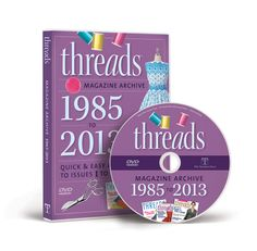 The 2013 Threads Annual Magazine Index - Threads