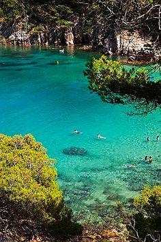 Aiguablava beach - Begur Costa Brava Catalonia