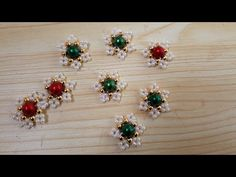 very easy and attractive toran design 2019 for Navratri and diwali Tatting Jewelry, Bead Jewellery, Beading Jewelry, Pendant Jewelry, Bead Crafts, Jewelry Crafts, Diwali Decorations At Home, Diy Crafts For Adults, Diy Jewelry Inspiration