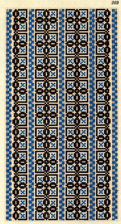 FolkCostume&Embroidery: Embroidery designs from the Rusyn village of Čertižné - Чертіжне, Slovakia Cross Stitch Embroidery, Cross Stitch Patterns, Cross Stitches, Beading Patterns, Embroidery Patterns, Folk Clothing, Bobbin Lace, Filet Crochet, Pixel Art