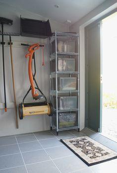 Tips på förvaring i förråd och garage – rensa i röran