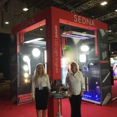 #SednaLighting had a good time at #ElexExpedition in Coventry - great to see and be a part of the industries' latest innovations. Thanks to all those that attended and came to see us on Stand B40 - we will see you next year or at our next Elex Expedition held in Sundown Park on 5/6 November. Get your tickets here: http://elexshow.info/registration-options/ Visit us on our web-site: http://www.sedna.lighting/