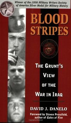 Free Book - Blood Stripes: The Grunt's View of the War in Iraq, by David Danelo, is free in the Kindle store, courtesy of publisher Stackpole Books.