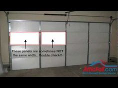 """Garage Door Insulation - DIY Radiant Barrier using Perma """"R""""  
