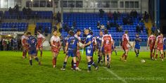 Photos from the Barrow Raiders v Barrow and District Select pre-season friendly