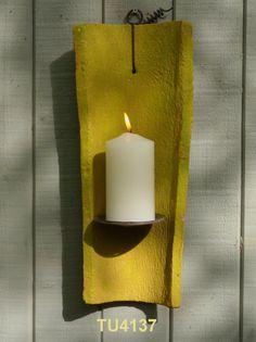 Candleholder, roof tile – Paysverco Ceramic Roof Tiles, Wall Tiles, Candle Sconces, Wall Sconces, Glass Votive, Metal Hangers, Candelabra, Pillar Candles, Chandeliers