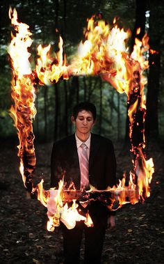 Portrait of a broken man. by Ben Zank, via Flickr