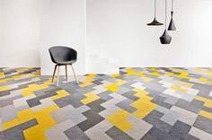 床だってお洒落に飾りたい。タイルカーペットを使ったインテリア事例3選|U-NOTE [ユーノート]