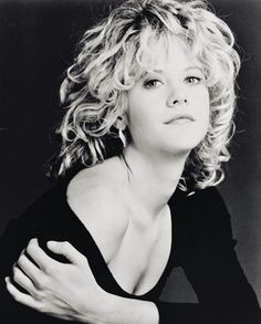 Meg Ryan ~ when Harry Met Sally hair