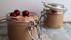 Mousse au Chocolat mit Baileys