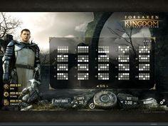 Forsaken Kingdom Online Slot Game - play now Wintingo online casino