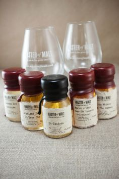 Great Gifts for Booze lovers, Masters of Malt Whiskey Drams