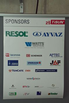Welcome at TiSUN - Sponsors  www.tisun.com Technology, Savings Bank, Tech, Tecnologia