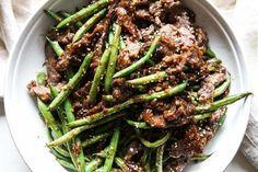 Stir Fry Recipes, Meat Recipes, Asian Recipes, Cooking Recipes, Healthy Recipes, Ethnic Recipes, Chinese Recipes, Dinner Recipes, Seafood