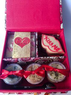Candy e Cia confeitaria. Bolos, doces, cupcakes, bolachas.: Caixa degustação…