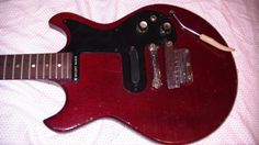 Vintage Gibson Melody Maker electric guitar