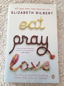 Eat Pray Love Elizabeth Gilbert Womans Journey Search Italy India Indonesia PB   eBay