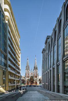 Хороший Блог - Современная архитектура Киева