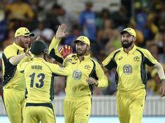 SPORTS@NOW: Statistical highlights of Aus-India fourth ODI
