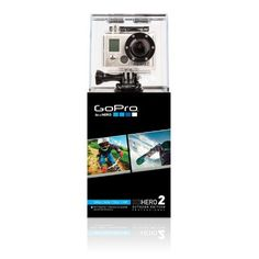 GoPro HD HERO2: Outdoor Edition by GoPro $245 #PSEWishlist