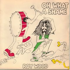 Sleeve art by Roy. Roy Wood, The Conjuring, Good Old, Album Covers, Electric Light, Top 40, Orchestra, Fictional Characters, 1970s