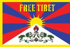 Free Tibet flag  Power of opression - in this case, China as it is doing in Syria - goes UNtouched to strengthen monetary expansion on the backs of citizens.