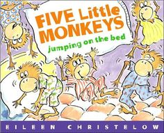 Five Little Monkeys Jumping on the Bed Big Book