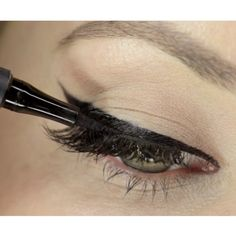 Check out @iheartmakeupart perfecting the cat eye using our new lights, camera, lashes precision longwear liquid eyeliner! #Meow� #perfection #eyeliner #makeup #beauty #artistry #longwear #precision #cateye