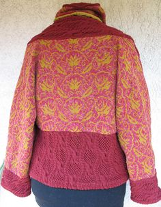 Ravelry: Project Gallery for Season of Darkness and Winter Light pattern by Margaretha Finseth