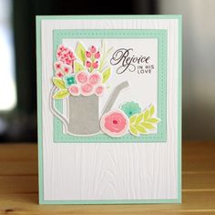 Fresh cut containers ; Fresh cut florals