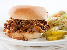 Indoor Pulled Pork with Sweet and Tangy Barbecue Sauce - Cooks Illustrated